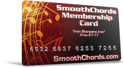 SmoothChords Membership Card